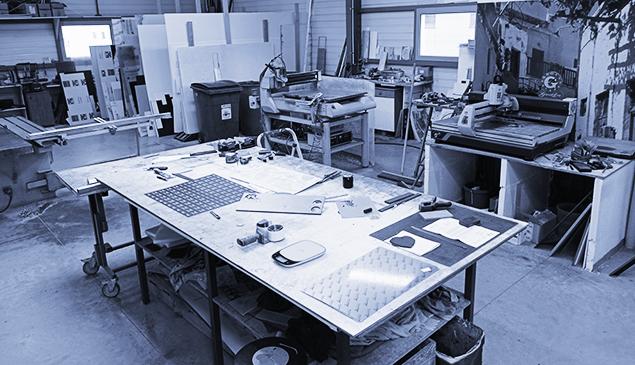 Gravureline - Atelier